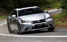 2015 Lexus GS450h Gets The F Sport Package - YouWheel.com - Car ...