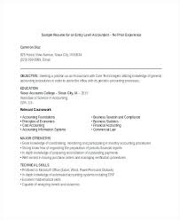 Accounting Resume Skills Inspiration 5615 Resume For Accountants Create My Resume Resume Skills For Ojt