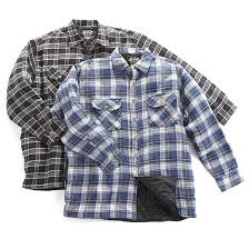 2-Pk. Quilted Flannel Shirts - 230276, Shirts at Sportsman's Guide & 2-Pk. Quilted Flannel Shirts, Black / Blue Adamdwight.com