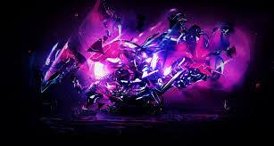 Black And Purple Shards - 1883x1007 ...