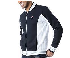 fila heritage. fila mens settanta jacket borg like heritage a