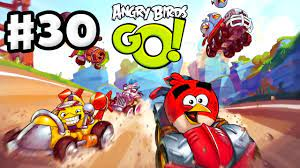 Angry Birds Go! Gameplay Walkthrough Part 30 - Corporal Pig Recruited!  Stunt (iOS, Android) - YouTube