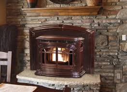 fireplace pellet inserts fireplaces