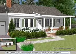manufactured home porch designs front porch ilrator with pitched roof