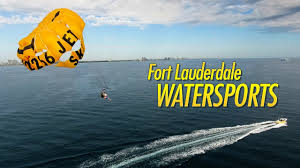 Fort Lauderdale Parasail Fort Lauderdale Watersports Parasailing Jet Ski Party Boat