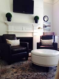 sleek living room furniture. Fascinating Club Chair For Contrast Home Furniture Engaging Living Room Space Sleek