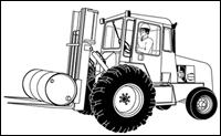 Forklift Classifications Chart Powered Industrial Trucks Etool Types Fundamentals