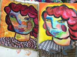 Example Of A Collage Ragged Life Blog Example In My Sketchbook Of A Collage And