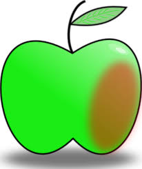 green apple clipart png. pin apple clipart simple #8 green png
