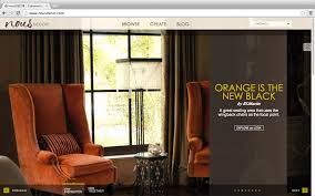 new home d cor website offers designer interaction