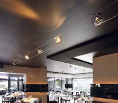suspended wire lighting. Image Of: Wire Track Lighting System Suspended H