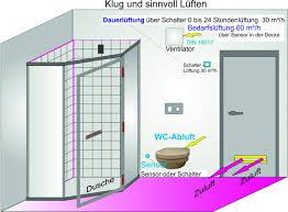Lüftung Badezimmer Hausdesign Clever Finniwolfcom