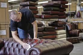 saxon furniture sofa factory in bolton