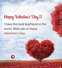 Valentines Day Quotes For Boyfriend
