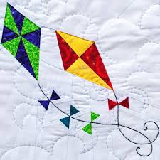 Spring Kites – Quilt Pattern – Whims And Fancies & Spring Kites Quilt Pattern Adamdwight.com