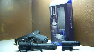 Utg Tactical Light Utg Swatforce Led Tactical Light Quick Look In Hd Youtube