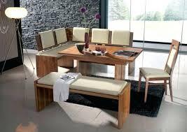 Kitchen Corner Seating Ikea White Wooden Corner Breakfast Table Corner Seating Kitchen