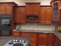 cherry shaker kitchen cabinets. Cherry Shaker Kitchen Cabinets Home Design Traditional-kitchen R