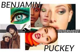 benjamin puckey is an incredible makeup artist source of always new inspiring and groundbreaking
