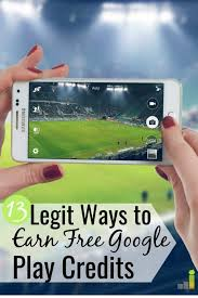 13 best ways to earn free google play credits