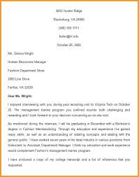 Ideas Collection Follow Up Letter After Interview Follow Up Letter