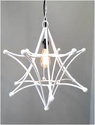 Wire Pendant Light Shooting Star Pendant Light Fixture With Chain And Black Cloth Wire