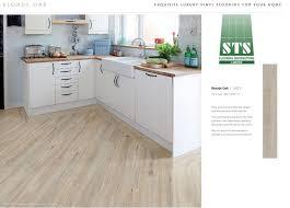 keep your styling simple and elegant with the pale hues of blonde oak luxury vinyl flooringhueblondes