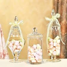 glass candy jars per set glass candy jars set glass candy jars