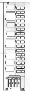mercedes c class w203 c240 automatic 2003 fuse box diagram 2001 c240 fuse box location at C240 Fuse Box