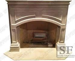 cast stone fireplace mantels surround lancaster