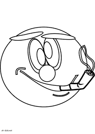 Dessin De Smiley A Imprimer Coloriage De Smiley Dessincoloriage