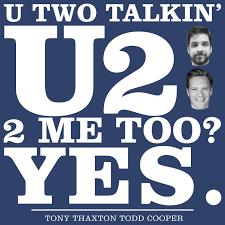 U Two Talkin' U2 2 Me Too? Yes.