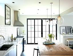 lantern pendant light for kitchen large size of black hanging lamps how high to hang pendants