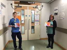 """Karen Henderson👠 on Twitter: """"ward18 RAH receiving 2 further iPads via  PCHC team @NHSGGCeHealth to keep patients connected with loved ones during  pandemic😀SCN Colette Morton SN Gillian Higgins Clarkess Alison Crilley  @NHSGGC @"""