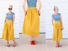Skirt Patterns With Pockets Awesome Adding Pockets MADE EVERYDAY