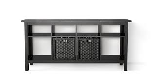 sofa table ikea. Table Demi Lune Ikea Console Tables IKEA Hemnes Black Brown  1364634792834 S5 Sofa Table Ikea L
