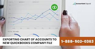 Quickbooks Online Export Chart Of Accounts Learn How To Export Chart Of Accounts In Quickbooks