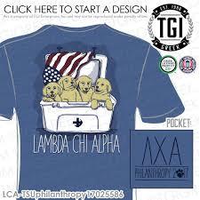 Lambda Chi Alpha Shirt Designs