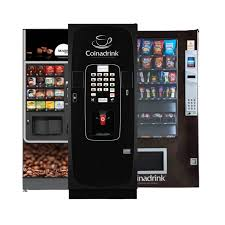 Working Of Vending Machine Awesome Vending Machines Coinadrink