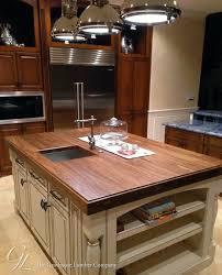 Wooden Kitchen Countertops Grothouse Wood Countertop Butcher Block Countertop Images