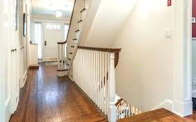 Open basement stairs Diy Rustic Open Staircase Wall Open Basement Stairs And Dig Up Damp Wet Basement Finishing Renovation Open Staircase Codyleeberrycom Open Staircase Wall Codyleeberrycom