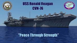 Image result for USS Ronald Reagan (CVN 76)