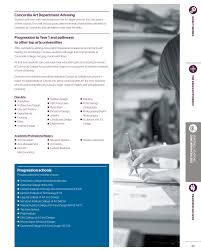 Concordia Design Portfolio Kings Pathways In The Usa Brochure 2017 By Kings Education