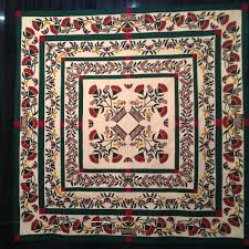Quilting Is My Therapy Why Echo Quilting is Your Best Friend by ... & hand applique quilt top Adamdwight.com