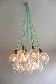luminosity lighting milwaukee. 9 pendant cluster light fixture custom made with any cord colors, hardware finishes and luminosity lighting milwaukee