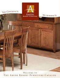 Amish Kitchen Furniture Amish Resort Furniture American Made Solid Wood Furniture