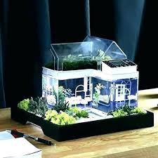 office desk fish tank. Office Fish Tank Unique Small Aquarium Large Size Of Desk I
