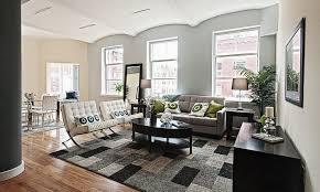 Downtown Hoboken NJ Apartments For Rent Grand Adams - Nice apartment building interior
