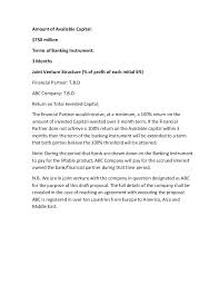 Food Product Proposal Letter Sample Offer Sales Ooxxoo Co