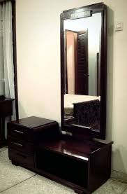 Modern Bedroom Mirrors Bedroom Makeup Vanities Vanity Mirror Drawer Storage Modern